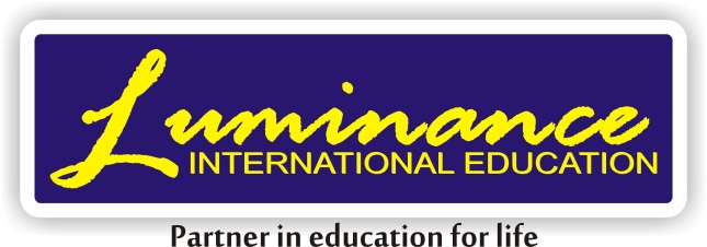 Luminance International Education - Logo 2